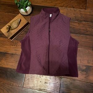 Columbia Vest - purple size L